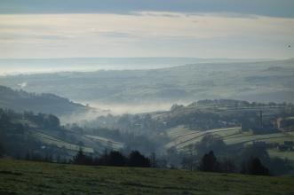 Luddenden Valley, Calderdale