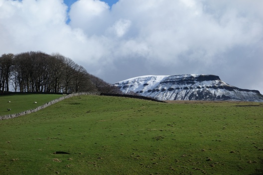 Pen-y-Ghent from Horton in Ribblesdale