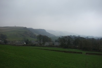 Stainforth, and a pint at the Craven Heifer.
