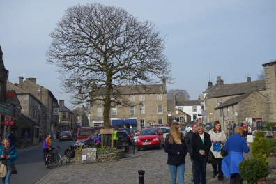 Grassington - Journeys end and ample scope for one last pint.