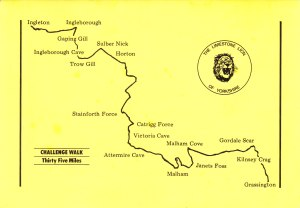 Limestone Lion Route