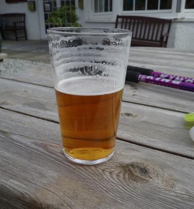 A pint......
