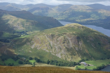 Martindale from Swarth Fell