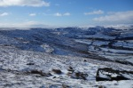 Towards White Holme Moss from Stoodley Pike