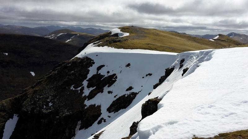 Descending from from Beinn an Dothaidh