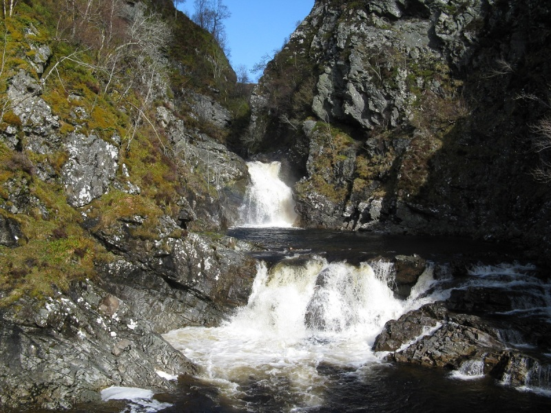 Falls of Tarf, Glen Tilt