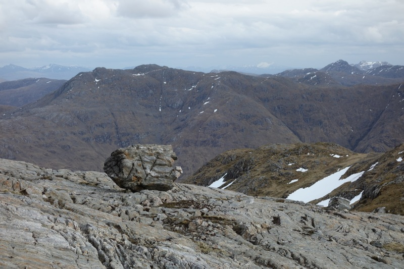 Along the Moidart Corbetts