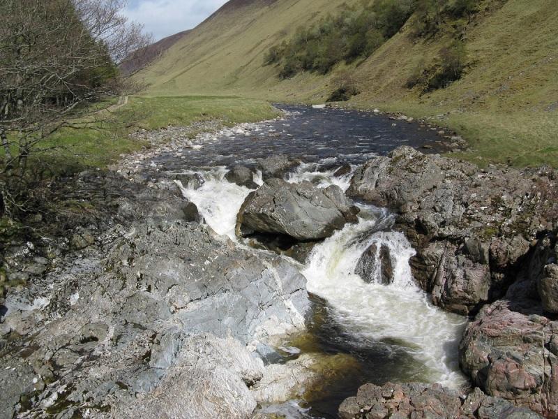 River Tilt beyond Forest Lodge