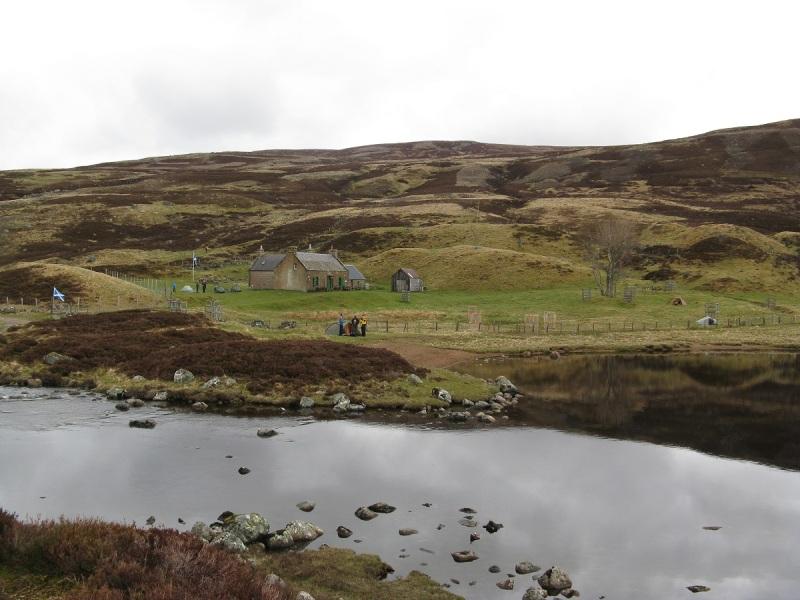 Lochcallater Lodge