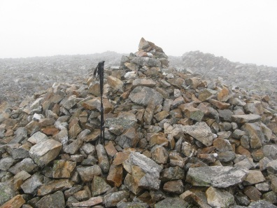 Top of Carn an Tuirc